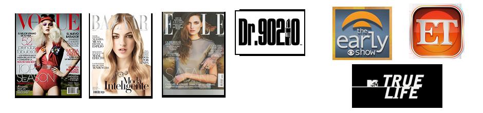 Dr Diamond Media Appearances